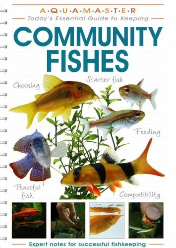 Community Fishes (Aquamaster) by Peter Hiscock (2007-05-30)