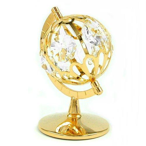 Globus mit Glas-Steinen 70212 (Hexe Globus)