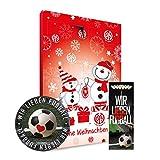 Mainz 05 Kalender, Adventskalender, Weihnachtskalender - Fairtrade-zertifiziert ©