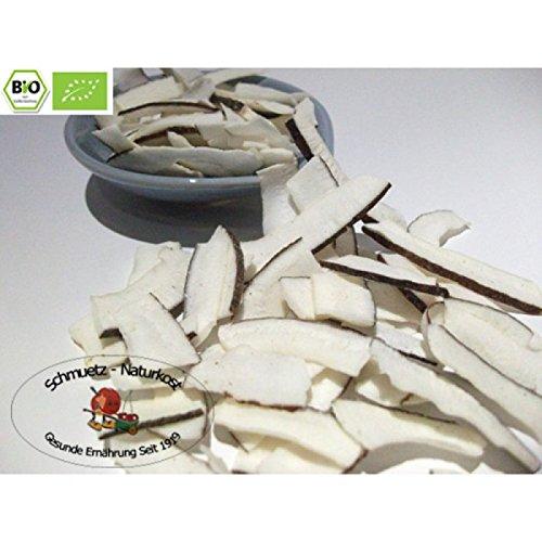 Bio Kokosnuss Streifen Rohkost 1000g von Schmütz-Naturkost, Bio Nusskerne
