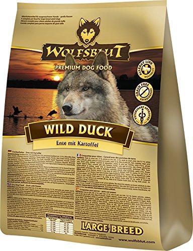 Wolfsblut Wild Duck Large Breed | 2kg Futter für große Hunderassen
