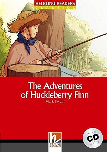 The Adventures of Huckleberry Finn.  Livello 3 (A2). Con CD Audio por Mark Twain