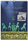 Wandkalender Berlin 2015 A4 (inkl. DVD: Insider Berlin) [Alemania]