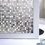 Lifetree 008 Home Fensterfolie Sichtschutzfolie Statisch Folie Selbstklebend 45*200cm