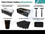 Tattoo-Studio Testbox 6 Einwegprodukte für Ihren Tattoobedarf Größe XL