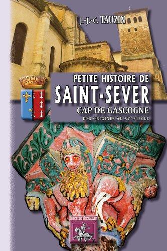Petite histoire de Saint-Sever, Cap de Gascogne, des origines au XVe siècle