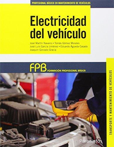 Electricidad del vehículo (Transporte Manteni. Vehiculos) por EDUARDO ÁGUEDA CASADO