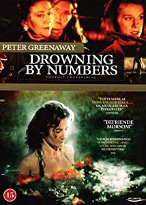 Drowning By Numbers DVD [Region 2 Import]