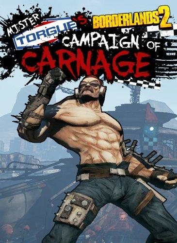 Borderlands 2 DLC 2 Mister Torgue's Campaign of Carnage