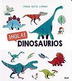 Hola. Dinosaurios (Cartón)