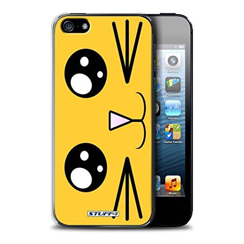 Coque de Stuff4 / Coque pour Apple iPhone X/10 / Panda Design / Kawaii Mignon Collection Lion