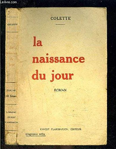 La Naissance Du Jour [Pdf/ePub] eBook