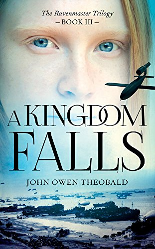 book cover of A Kingdom Falls