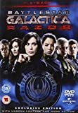 Battlestar Galactica: Razor [DVD] (2007) (Tv)