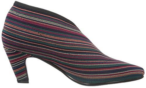 United NudeFold Lite Mid - Scarpe con Tacco Donna Multicolore (Mehrfarbig (Autumn Wave))