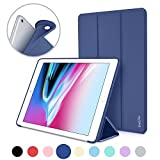 #9: ProElite Smart Case cover with Flexible Soft TPU Back for Apple iPad 9.7
