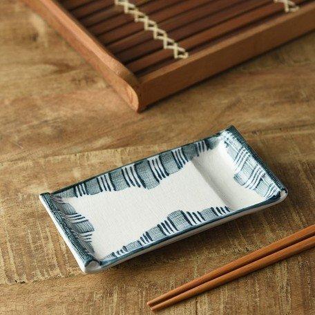 Yamani salsa di soia piatto Per il cibo sushi 16,4