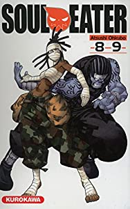 Soul Eater Edition reliée Tome IV (8-9)