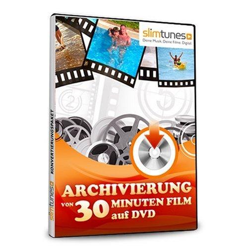 30 Minuten FILMROLLEN Super8/Normal8 archiviert auf DVD