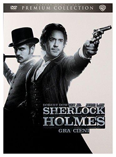 SHERLOCK HOLMES: GRA CIENI - M