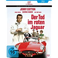 Jerry Cotton - Tod im roten Jaguar (Filmjuwelen) [Blu-ray]