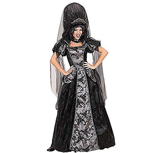 RGE FANCY DRESS COSTUME (Womens Dark Lady Kostüme)