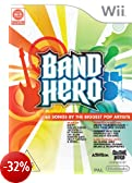 Band Hero - Game Only (Wii) [Edizione: Regno Unito]