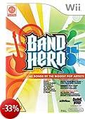 Band Hero - Game Only (Wii) [Edizione: Regno Unito]