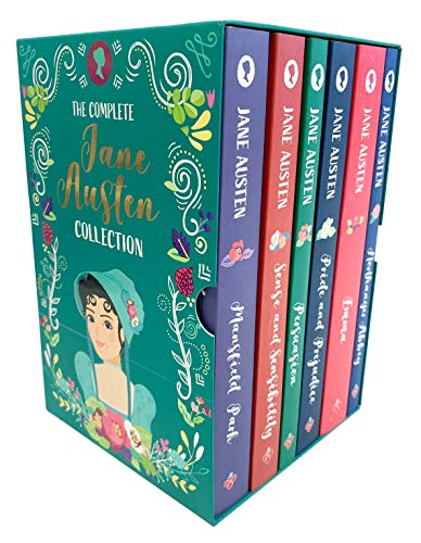 The Complete Jane Austen Collection -