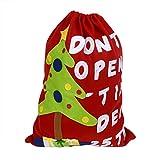 Best Gardeningwill decoraciones de Navidad - Holiday Treat Bolsas de decoración de Navidad árbol Review