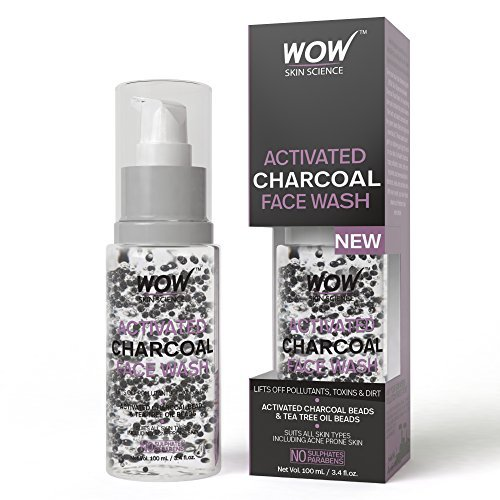 WOW Activated Charcoal Face Wash &#821...
