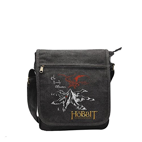 sac-besace-the-hobbit-lonely-mountain-petit-format