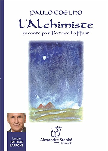 L'alchimiste - Livre audio 2 CD