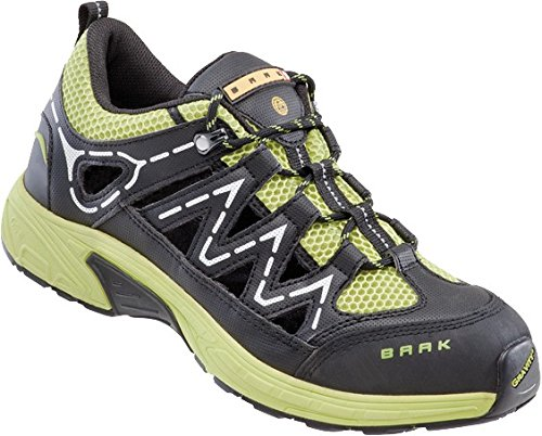Baak 7535-46-4800 Chaussures Basses Taille 46 Citron Vert