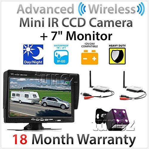 etc. Mini convertisseur onduleur de courant Hitcar pour voiture CC 24/V vers CC 12/V entr/ée 18/V-32/V pour cam/éra de recul