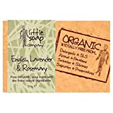 Little Soap Co Lavender And Rosemary Soap 110G