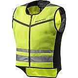 REV'IT! ATHOS AIR 2 Motorrad Sicherheitsweste/Warnweste - neon gelb Größe 4XL