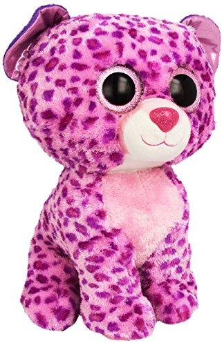 "Beanie Boo Leopard - Glamour - Pink - 42cm 16"""