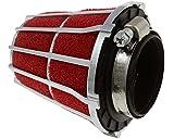 Luftfilter MALOSSI grade PHBL Anschluss 24-30mm für GILERA Runner FX DD 125 ZAPM07 2T LC 99-03