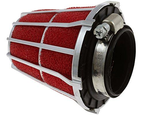 Luftfilter MALOSSI grade PHBL Anschluss 24-30mm für DERBI Hunter 50 2T AC -
