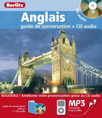 Anglais Coffret Guide Conversa