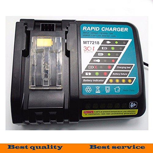 outil électrique 14.4v-18v 6.5ah chargeur de batterie pour makita BL1430,194205-3,194309-1, BL1815, BL1415,194066-1,BL1830,LXT400 ,194065-3,