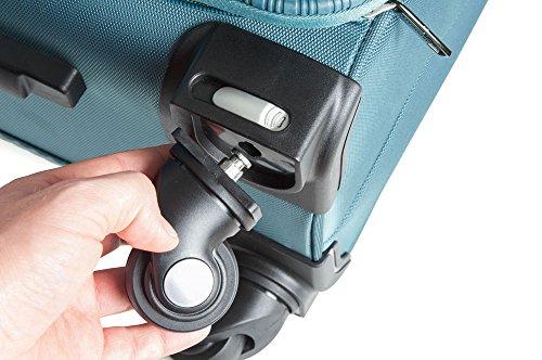 Hardware Skyline 3000 4-Rad Trolley 68cm 458 black/elegance - 7