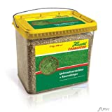 Hauert Cornufera® Unkrautvernichter plus Rasendünger 3 kg für 100 m²