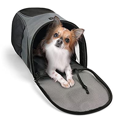 Becko Cat Rabbit Dog Pet Carrier / Mesh Pup Pack / Soft-sided Outdoor Travel Backpack for Pet