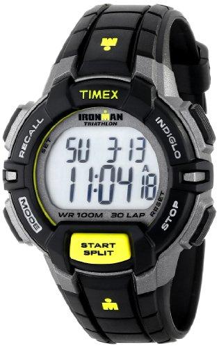 Timex T5K7909J Ironman Rugged 30 Digital Watch For Unisex