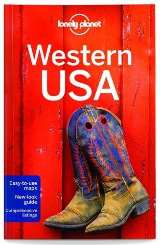 Lonely Planet Western USA (Travel Guide) by Lonely Planet (2016-04-19)