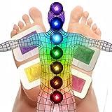 XDLiu Herbal Detox Foot Pads piedi assistenza medica Disintossicare tossine alleviare il dolore perdita di peso patch, 32pcs