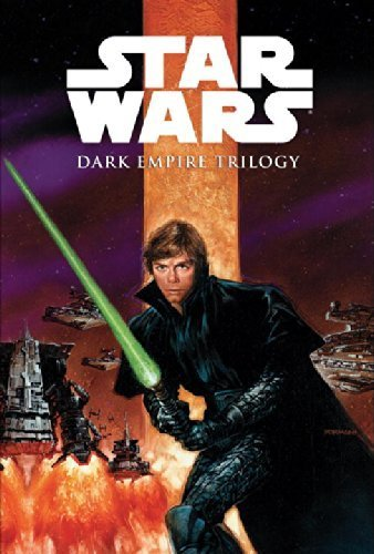 Star Wars: Dark Empire Trilogy (Star Wars (Dark Horse)) by Veitch, Tom (2010) Hardcover
