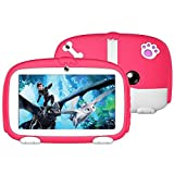 Womdee Tablet per Bambini, Smart Tablet Edizione per Bambini 7' HD Display, 8G + 32G per Bambini Supporto...